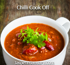 MPL Chilli Cook Off